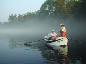 Lake Taneycomo Drift Boat