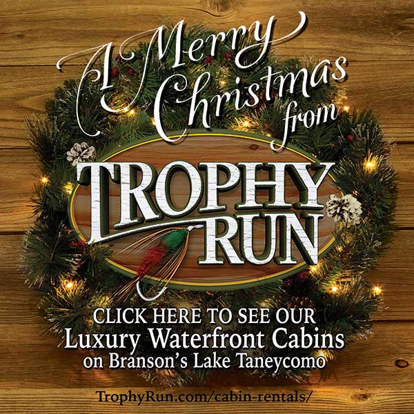 Ozark Mountain Christmas at Trophy Run Resort