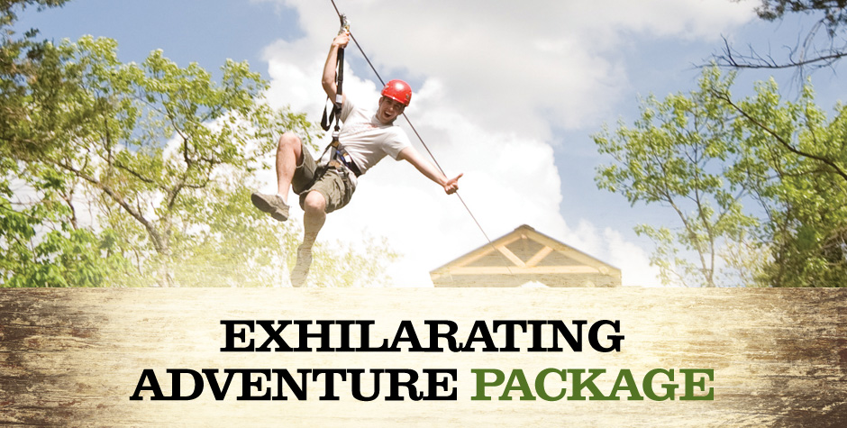 The Exhilarating Adventure Package