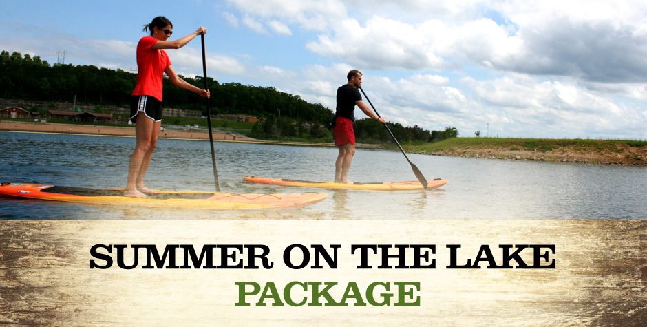 The Summer on the Lake Package