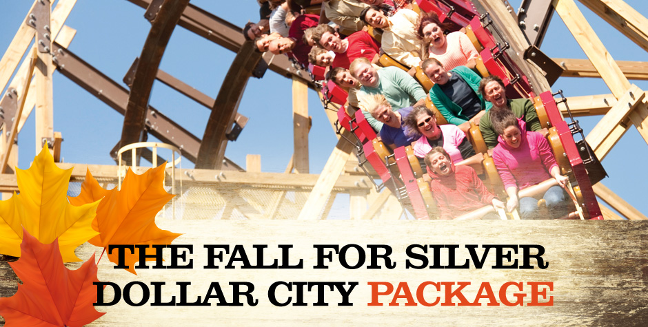 The Fall For Silver Dollar City Package