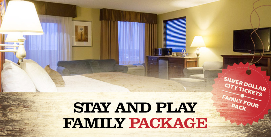 Stay and Play Hotel and Silver Dollar City Package