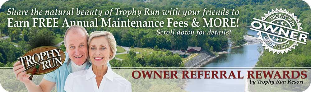 Trophy Run Owner Referral Program