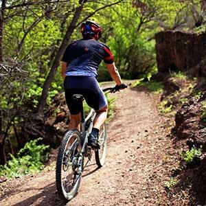 Branson Biking Trails