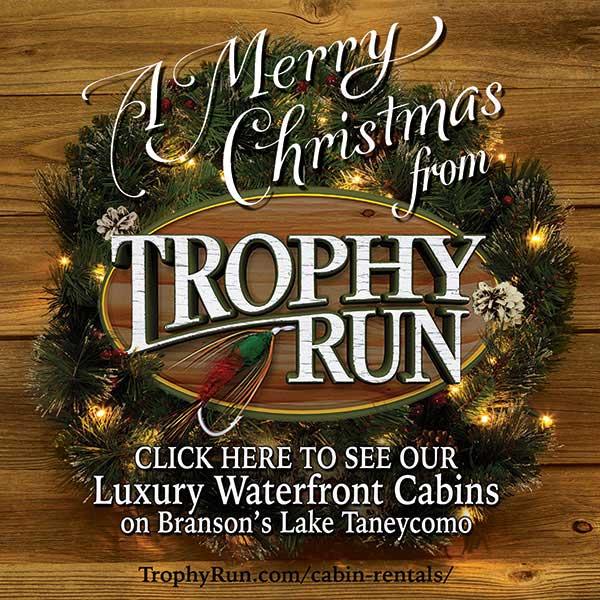 Ozark Mountain Christmas at Trophy Run Resort
